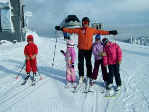 East Lewis Couty All Girls Ski Club
